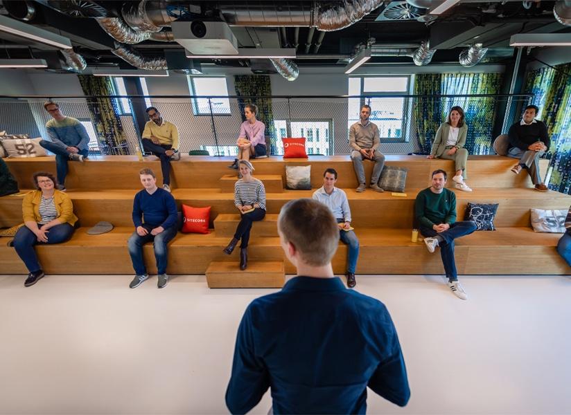 Macawers nemen deel aan training Microsoft Synapse & Purview