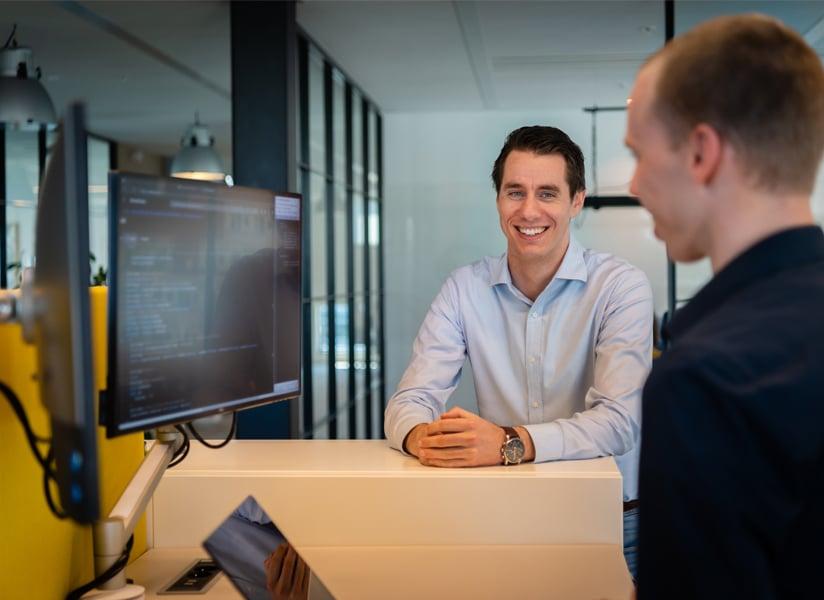 Werken als Data Consultant bij Macaw
